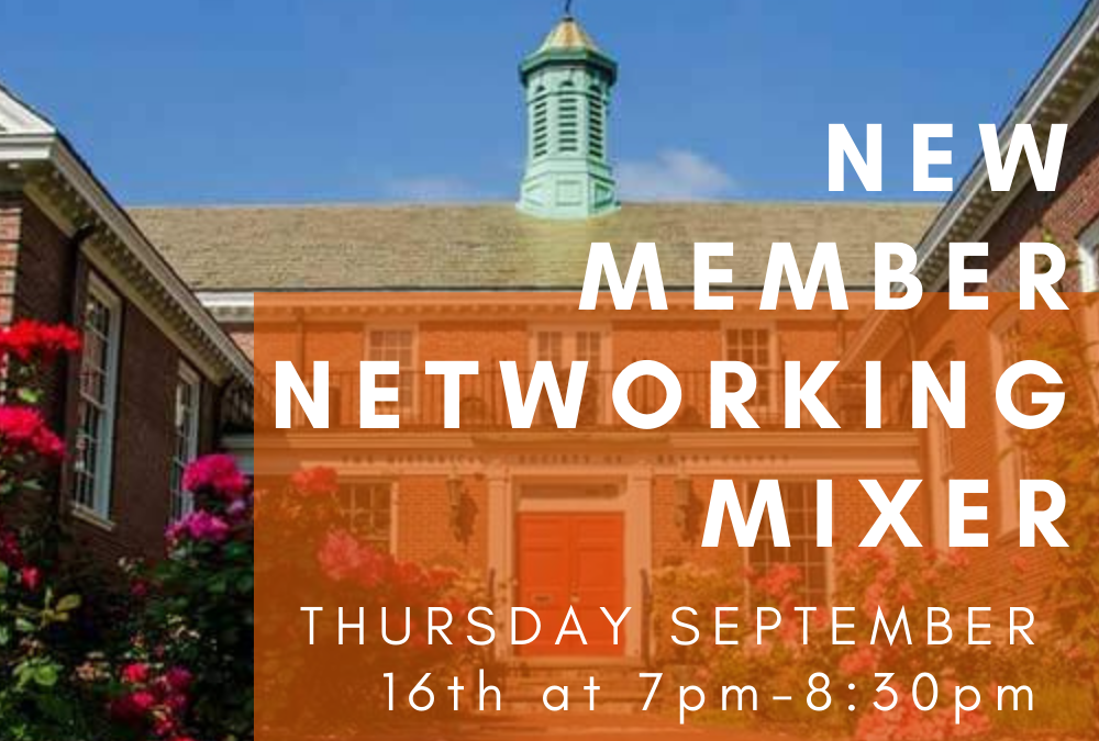 New Member Networking Mixer Event